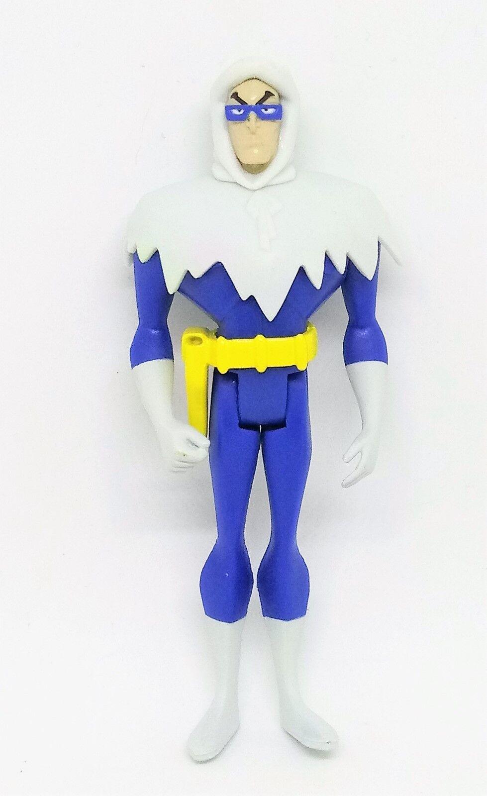 Justice League Unlimited Captain Cold VHTF