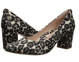 ccbce6b69e3f7 Image is loading New-Womens-TARYN-ROSE-Madline-Printed-Leopard-Pumps-