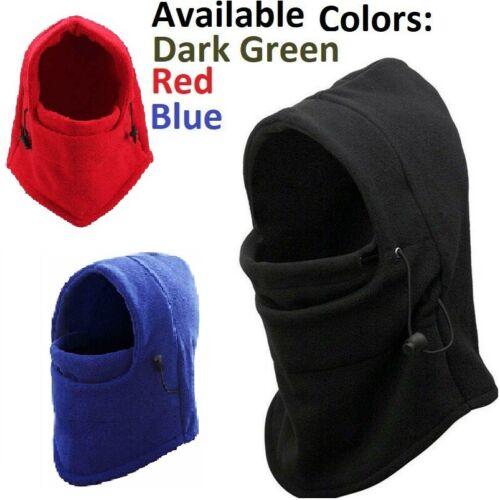Balaclava Full Face Mask Neck Warmer Winter Snow Sports Ski Snowboard Scarf Hats
