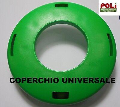 COPERCHIO PLASTICA TESTINA BATTI E VAI ACTIVE D.120 RICAMBIO ORIGINALE 021004