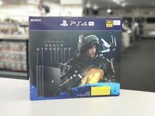Artikelbild Sony PlayStation 4 Pro 1 TB black PS4 Konsole + Spiel Death Stranding