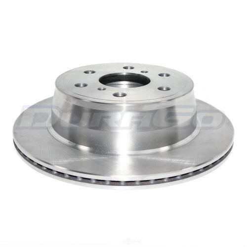 Disc Brake Rotor Rear Parts Master 55133