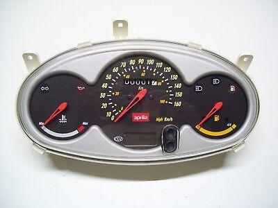 150cc 1996-1998 160 Km//h NUOVO CRUSCOTTO CONTACHILOMETRI APRILIA LEONARDO 125
