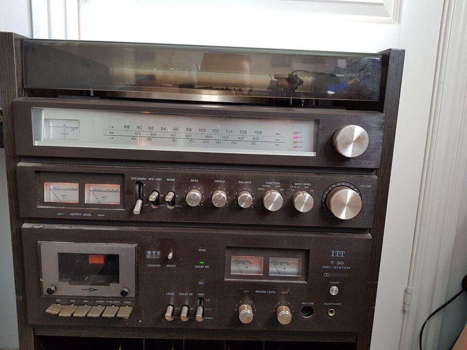 Stereoanlæg , Andet mærke, ITT T-30