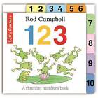 Early Starters: 123 by Rod Campbell (Board book, 2015)