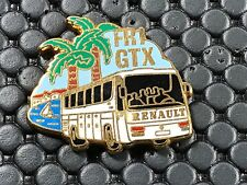pins pin BADGE CAR RENAULT FR1 GTX BUS  ARTHUS BERTRAND