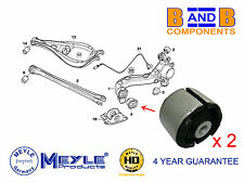 BMW 3 SERIES E36 E46 REAR TRAILING ARM BUSHES MEYLE HD A747