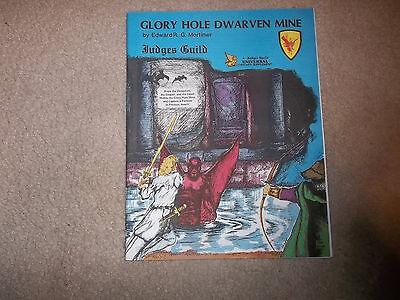 Judges Guild Glory Hole Dwarven Mine