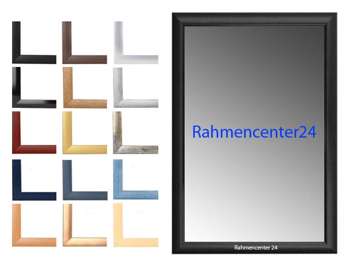 Bilderrahmen Antireflex 22 Farben ab 75x71 bis 75x81 cm Foto Poster Rahmen Neu