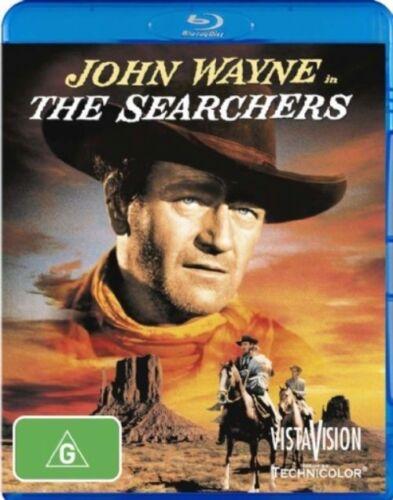 1 of 1 - The Searchers - Blu-ray - Region B