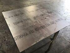 "Titanium 6Al4V Plate 24"" x 36"" x .100"""