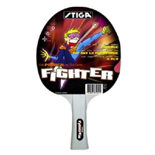 TABLE TENNIS BAT STIGA Hobby Fighter chauve-souris