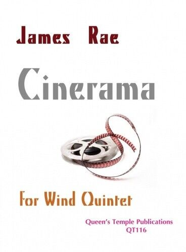 Wind Quintet Cinerama QT116 James Rae
