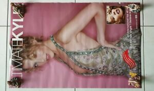 Kylie-Minogue-Ultimate-Kylie-Original-poster-for-Sale
