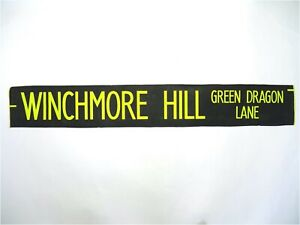 Winchmore-Hill-bus-blind-vintage-screen-printed-London-destination