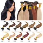 """18-22"""" 100s/50g 100% Remy Human I-tip Hair Extensions With Micro Beads/Tubes"""