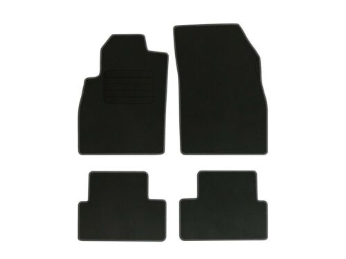 2010 NEU mit Absatzschoner STD Velours Fußmatten für Chevrolet Orlando ab Bj