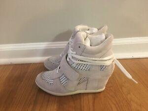 Ash Bowie Mesh Wedge Sneaker Women's | eBay