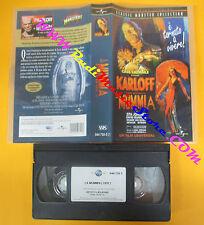 VHS film LA MUMMIA 1999 Boris Karloff Zita Johann Karl Freund (F140) no dvd