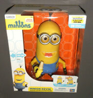 Minions Movie Minion Kevin Banana Eating Action Figure Interactive Doll