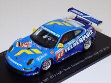 Porsche 997 GT3 RSR No 16 24h Spa 2010