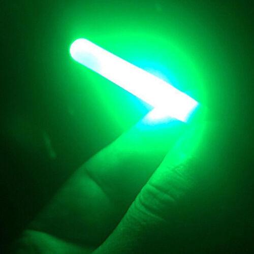 1stück nachtfischen elektronische licht angelrute glow stick wasserdicht lampra