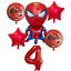 Spiderman-Balloon-Kit-Spider-man-30-039-039-Age-Number-Happy-Birthday-6-Party-Balloons thumbnail 7