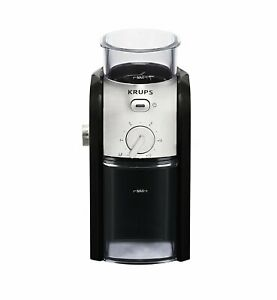 Krups-Expert-GVX231-Burr-Coffee-Grinder-225g-12-Cup-Capacity-2-Year-Guarantee