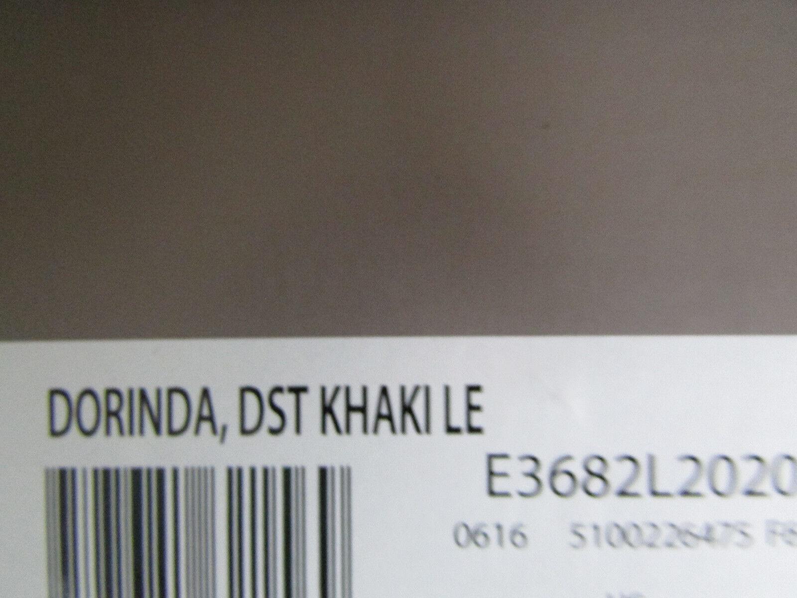 NEW FRANCO SARTO DORINDA DORINDA DORINDA ANKLE BOOTIES BOOTS WOMENS 9.5 KHAKI COGNAC  FREE SHIP 032494