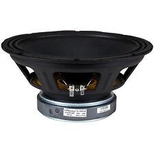 "Peerless FSL-1020R02-08 Professional 10"" Woofer Driver 8 Ohm"