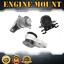 Engine Mount /& Auto Trans Mount Set 3PCS For 2001-2004 MAZDA TRIBUTE V6 3.0L