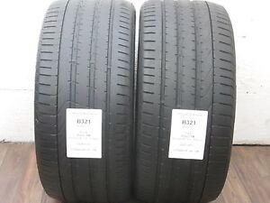 2x-295-35-r21-107y-XL-r01-Pirelli-P-Zero-aprox-5-0mm-Dot-4712-1412