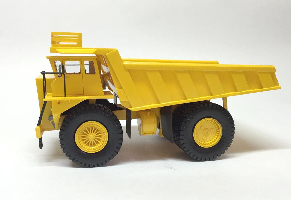 HO 1 87 Faun K100 Dumper - Ready Made Resin Model by Fankit Models