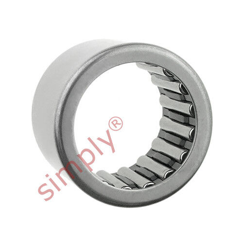 HK0808 Budget Drawn Cup Type Needle Roller Bearing Open End Type 8x12x8mm