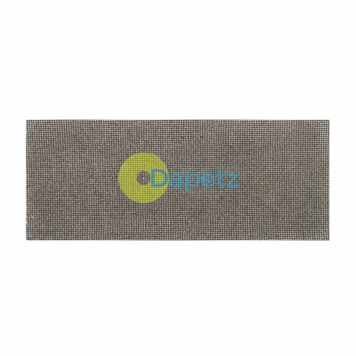 120 Grit Washable For Re-Use Hook /& Loop Mesh Sanding Sheets 115 X 230mm 10Pk