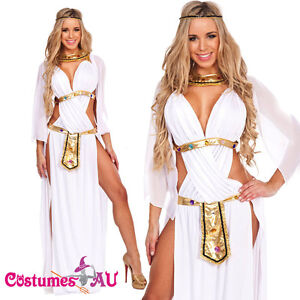 Ladies-Cleopatra-Roman-Toga-Robe-Greek-Goddess-Fancy-Dress-Costume-Outfits