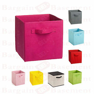 Image Is Loading 4 X Foldable Storage Collapsible Folding Box Home