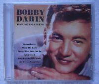 Bobby Darin Parade Of Hits Newhouse Cd