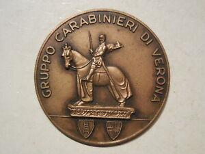 medaglia-gruppo-carabinieri-Verona-50mm