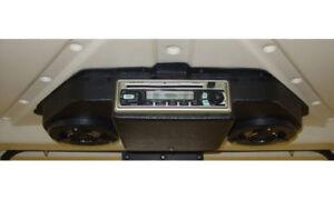 EZGO-TXT-GOLF-CART-RADIO-CONSOLE-BLACK