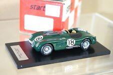 JAGUAR C TYPE #18 ROLT//HAMILTON WINNER LE MANS 1953  BRUMM R358 1//43