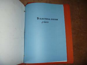 [SCHEMATICS_48IS]  Kubota L4600 Tractor Electrical Wiring Diagram Manual   eBay   Kubota Tractor Electrical Wiring Diagrams      eBay