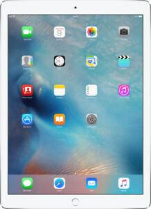Apple iPad Pro 1st Gen. 256GB, Wi-Fi + Cellular, 12.9in - Silver