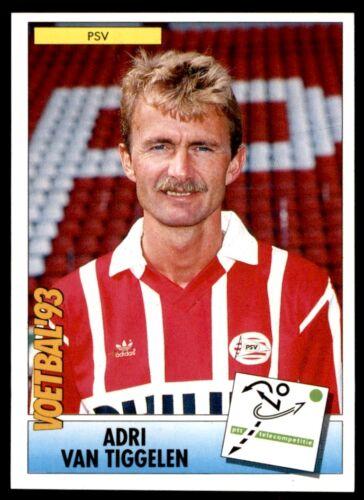 Panini Voetbal/'93 Países Bajos Adri van Tiggelen PSV no 8