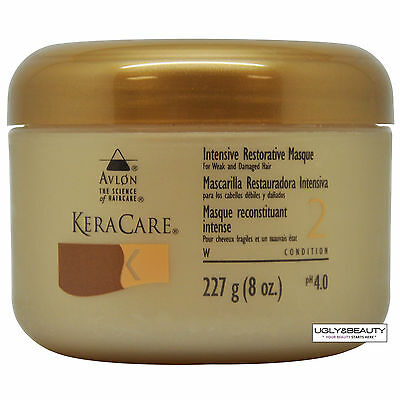 Keracare Intensive Restorative Masque For Weak and Damaged Hair 227 g (8 oz.)