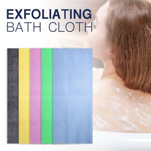 Japanese Nylon Mesh Wash Cloth Bath Shower Exfoliating Body Scrubbing Soap Towel