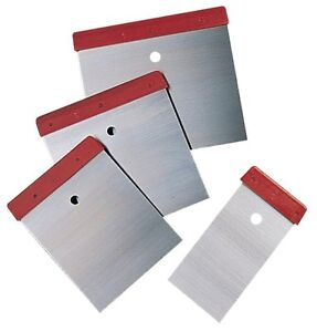 Flexible Filling Blades, Mixing, Walls, Ceilings, Woodwork 4 Pack DIY Decorating