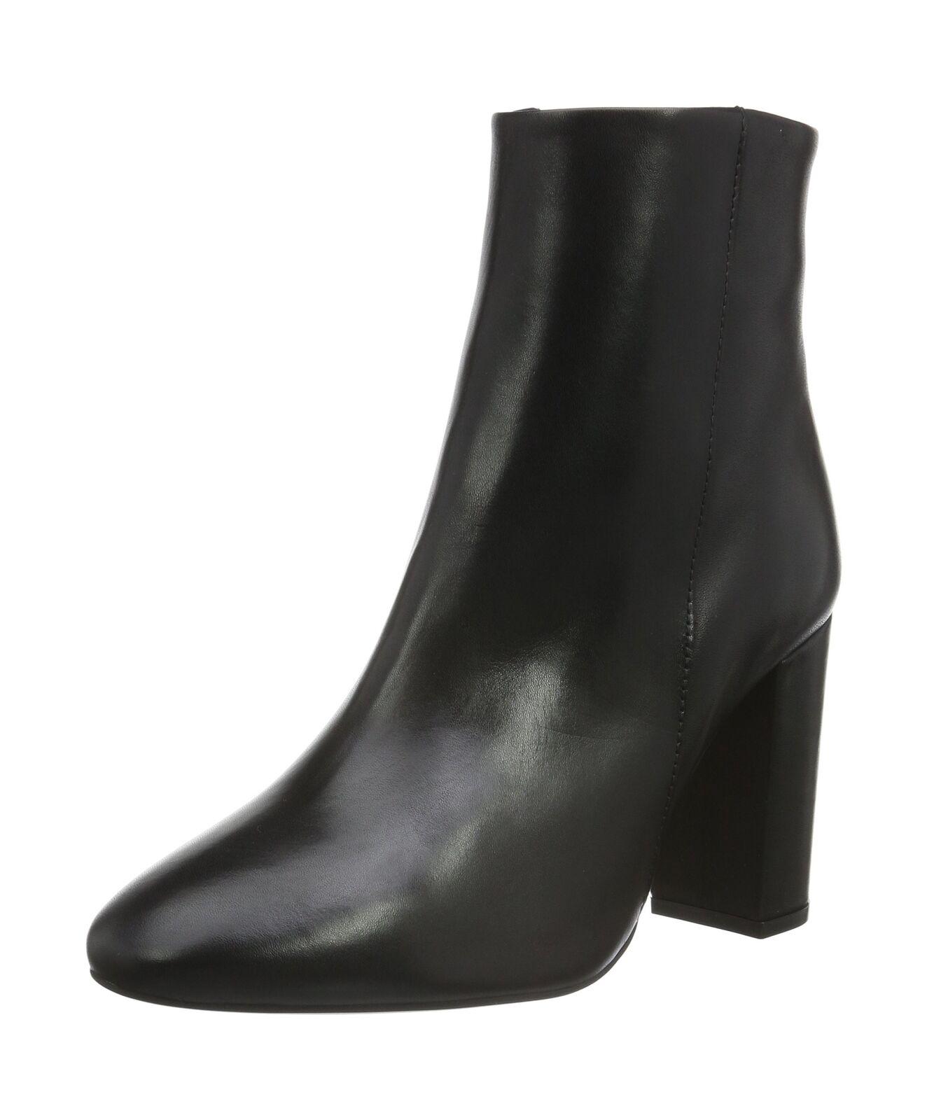 Buffalo Londres para mujer botas al tobillo es 30788 Nappa Negro (Preto 01) 6.5 Reino Unido