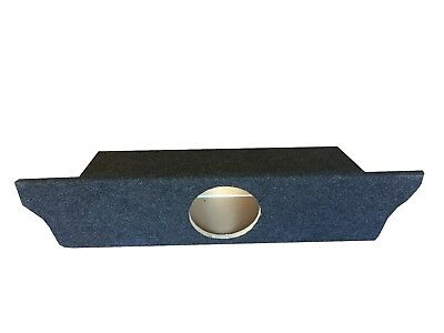 "Zenclosures 3-10/"" Subwoofer Sub Box for 1994-2004 Mustang FITS WITH MACH SYSTEM"