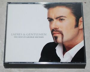 Details about Best of GEORGE MICHAEL Ladies & Gentlemen 1998 2 CD Box Set  With Booklets Wham!